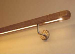 LED Handlauf