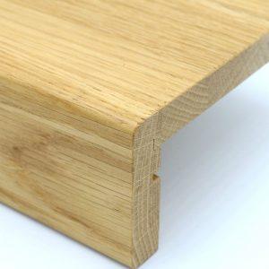 Treppenstufen Holz Eiche – für 2 Stufen