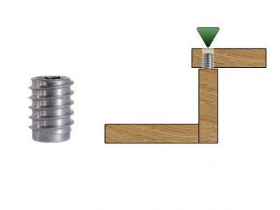 Treppe knarzt Spezial Verspann-Schraube