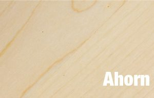 Stufen Holz Massivholz Ahorn
